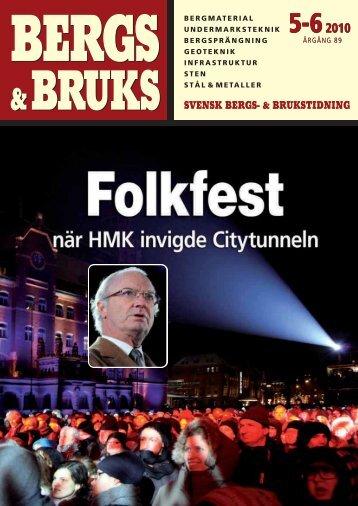 SBB 5-6/2010 - Brukstidning!