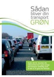 Sådan bliver din transport grøn - Carbon 20