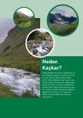 Kaçkar Dağları Sürdürülebilir Orman Kullanımı ve Koruma Projesi - Page 5