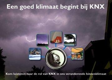 een goed klimaat begint bij KnX - LG