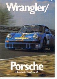 Data m.v. Porsche Turbo 934