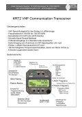 Dittel-Avionik-Funkgeräte und Transponder - Seite 3