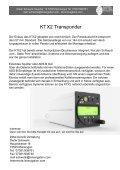 Dittel-Avionik-Funkgeräte und Transponder - Seite 7