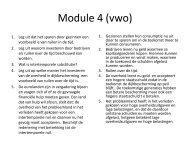 Module 4 (vwo)