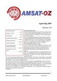 Arthur C. Clarke død - AMSAT-OZ