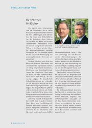 bb-nrw gb2010 der partner im risiko - Bürgschaftsbank NRW