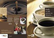 Koffie in alle geuren en kleuren ... - Deli XL