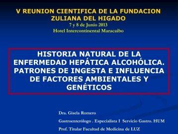 Diapositiva 1 - Capitulo Zuliano de Gastroenterología