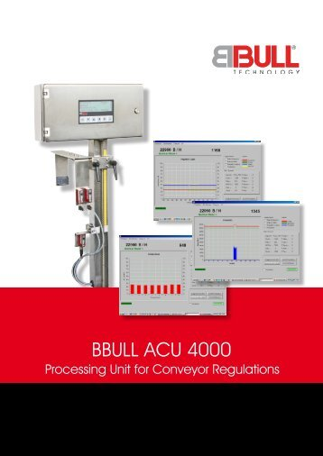 BBULL ACU 4000 - BBULL TECHNOLOGY