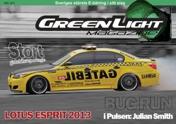 i Pulsen: Julian Smith - GreenLight Magazine