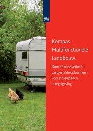Kompas Multifunctionele Landbouw - Land & Co