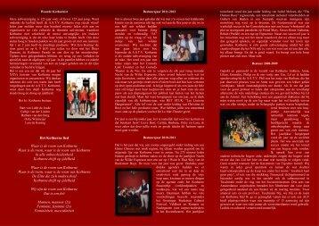 pamflet kothurne lustrum XXV - ASTV Kothurne