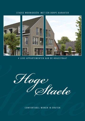 Verkoop folder Hogestraat.pdf - Hoge Staete