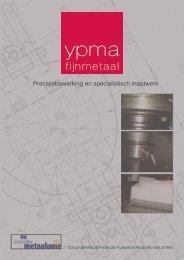 download onze brochure - Ypma Fijnmetaal BV