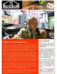 Nieuwsbrief 2012-05 - Rallye Club Holland