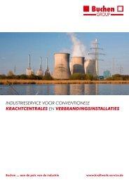 INDUSTRIESERVICE VOOR CONVENTIONELE Krachtcentrales EN ...