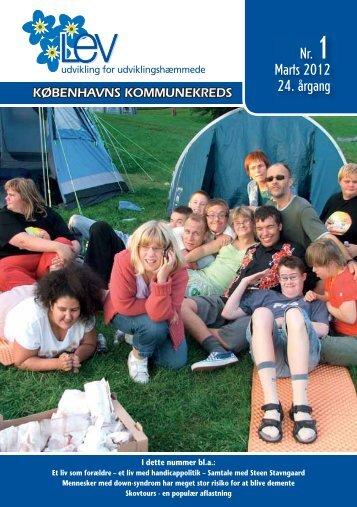 Nr. 1 Marts 2012 24. årgang - LEV Københavns hjemmeside