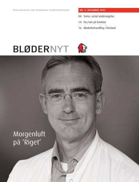 Morgenluft på 'Riget' - Danmarks Bløderforening.