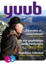 YUUB Magazine november / december 2009 - Kees van der Eijk