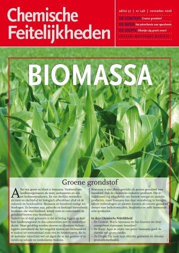 Biomassa - Chemische Feitelijkheden