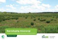 BioM – Marginale områder. - AgroTech