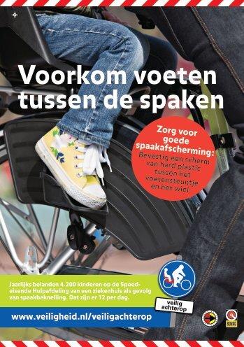 Veilig achterop - Consument en Veiligheid