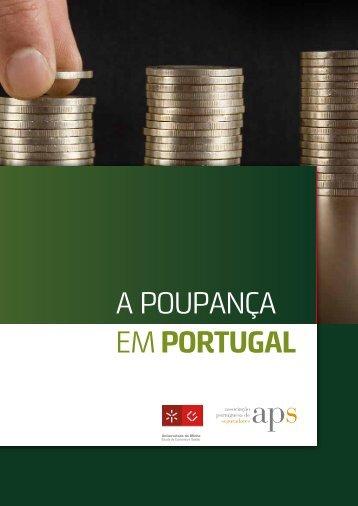 A Poupança em Portugal - Universidade de Coimbra