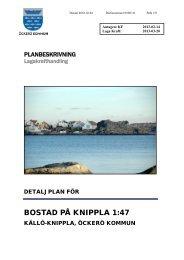 2. Planbeskrivning.pdf - Öckerö kommun