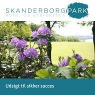 Udsigt til sikker succes - Skanderborg Park