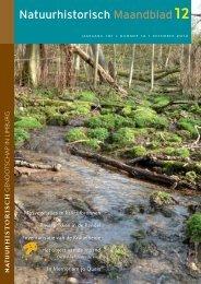 nhm 12 dec2012 - Natuurhistorisch Genootschap in Limburg