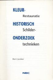 kleurhistorisch onderzoek.pdf - Nimeto