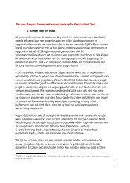 01 Bijlage Plan van Aanpak WBO met lokale invulling - Gemeente ...