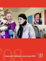 '08Algemeen Financieel Jaarverslag 2008 - CBF