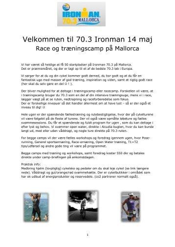 Mallorca Ironman 70.3 -1 - Ninjas