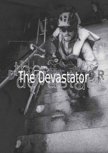 The Devastator - Graphic Language