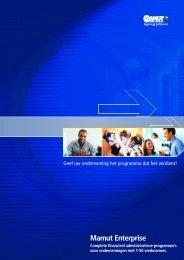 Mamut Enterprise - ABO Automatisering Nunspeet