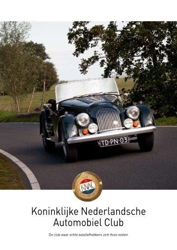 Brochure downloaden - KNAC