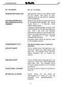 - Vattentät Handhå llen Marin-VHF - Användarmanual - Page 7