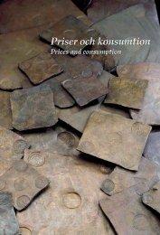 Priser och konsumtion (pdf) - Statistiska centralbyrån