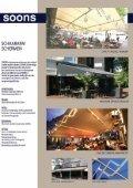 vertigo constructies zon— en regenschermen - Soons Rolluiken ... - Seite 3