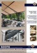 vertigo constructies zon— en regenschermen - Soons Rolluiken ... - Seite 6