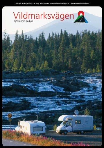 Vildmarksvägen broschyr (pdf-19MB) - Wilderness Road