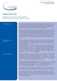 Flyer ademhalingsklachten - Oefentherapie Den Haag
