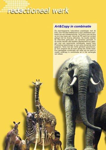 Art&Copy in combinatie