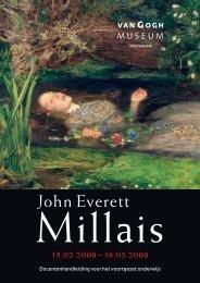 Achtergrondinformatie: John Everett Millais - Van Gogh Museum