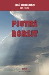 Pjotrs Borsjt (leesproef uitgebreid 50 blz) - José Hennekam