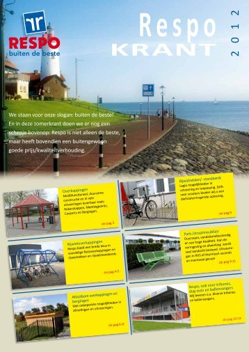 De 2012 brochure - Respo