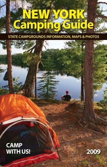 Adirondack Region - New York State Parks - ReserveAmerica
