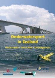 Onderwatersport in Zeeland - Provincie Zeeland