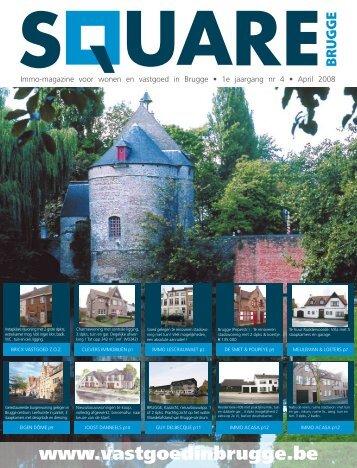 Bezoek onze website voor al onze panden te koop - Square magazine